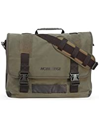 ECO Laptop Messenger for Laptops up to 17.3-Inch (Green)