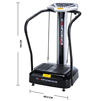 Confidence Plataforma Vibración Power Plus: Amazon.es: Deportes y ...