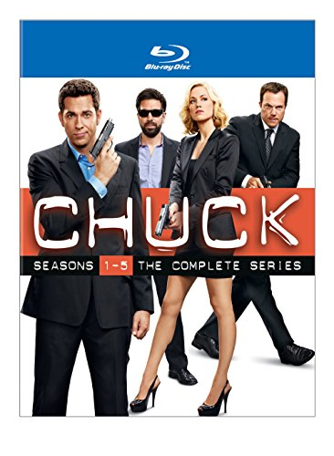 Chuck: Seasons 1 to 5 the Complete Series [Blu-ray] by Warner Manufacturing
