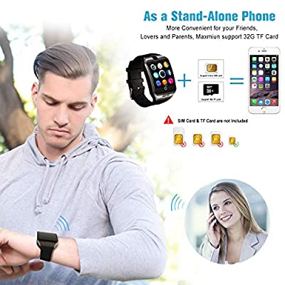 Smart Watch for Android Phones,Android Smartwatch Touchscreen