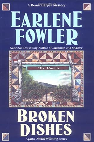 book cover of Broken Dishes