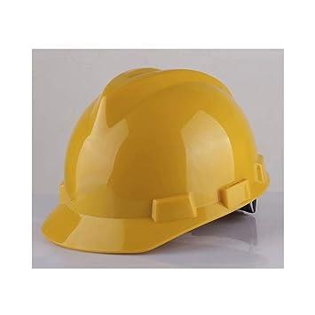 Casco de Seguridad Casco de Trabajo con Bandolera Ajustable ...