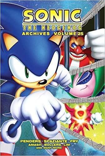 Sonic The Hedgehog Archives 25: Amazon.es: Sonic Scribes ...