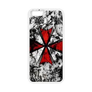 IPhone 6 Plus 5.5 Inch Phone Case for Resident Evil Classic theme pattern design GRDECT964063