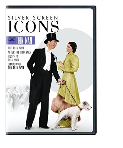 Silver Screen Icons: Thin Man Vol. 1 - Video Screen Silver