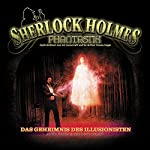 Das Geheimnis des Illusionisten (Sherlock Holmes Phantastik 2) | Thomas Fröhlich