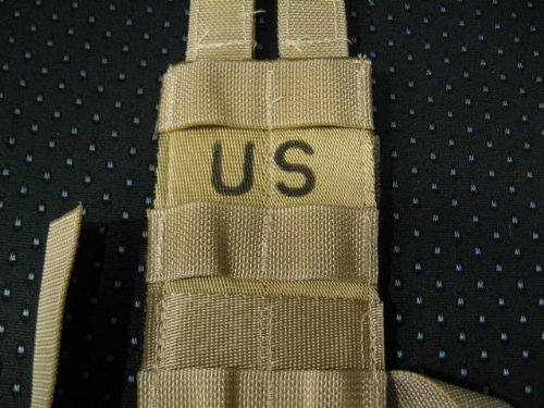 New in Bag Molle Ii Holster / LEG Extender - The Pa Outlets In