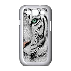 Custom Colorful Case for Samsung Galaxy S3 I9300, Tiger Cover Case - HL-R645977