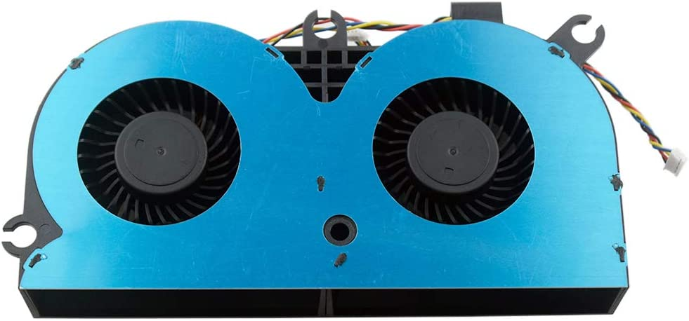 Replacement CPU Cooling Fan Compatible for HP EliteOne 800 G1 800G1 705 G1 705G1 Series Cooler 733489-001 023.10006.0001 DFS602212M00T FC2N MF80201V1-C010-S9A