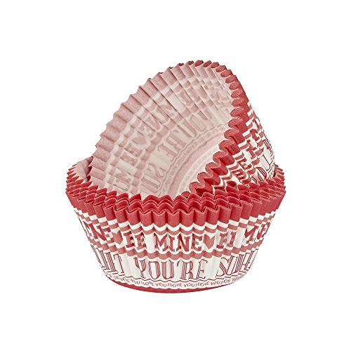 Sweet Creations Valentine's Day Cupcake Papers