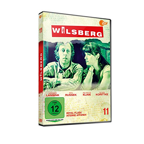 WILSBERG 11-ROYAL FLUSH/I - MO [DVD] [2008]