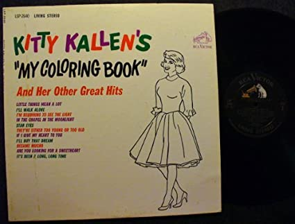 Kitty Kallen - My Coloring Book - Amazon.com Music