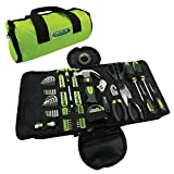 MASTERTEC 88pc Roll Up Tool Kit