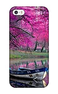 High Quality Shock Absorbing Case For Iphone 5/5s-nature Romance by lolosakes