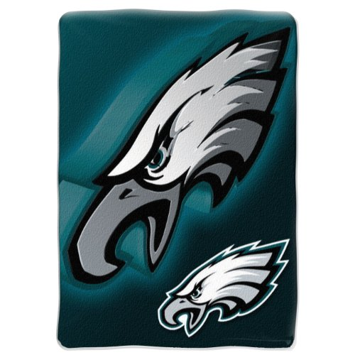 The Northwest Company Officially Licensed NFL Bevel Micro Raschel Throw Blanket, 60
