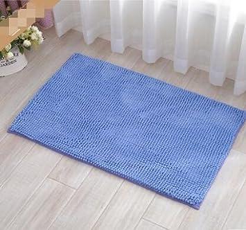 FHDIAN@,Camarones de Chenille Corto alfombras, esteras de ...