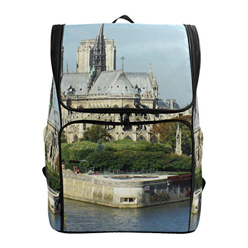 (Travel Backpack Institut Du Monde Arabe Paris French Moments Duffle Backpack for Men Big Picnic Back Pack)