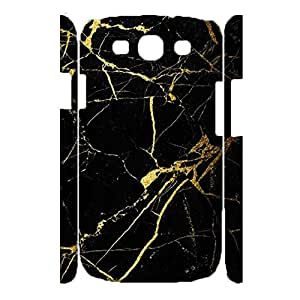 Samsung Galaxy S3 I9300 3d Protective Case Perfect Gorgeous Texture Granite Image Pattern Phone Case Snap on Samsung Galaxy S3 I9300