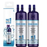 HOINCO Filter1 Refrigerator Water Filter Replacement for 9930 9081 -WF1 (2PACK)