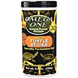 OmegaSea Food OS Floating Adult Turtle Sticks 6.5 oz, 1 Can, Small
