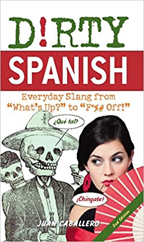 Sexual slang terms in spanish