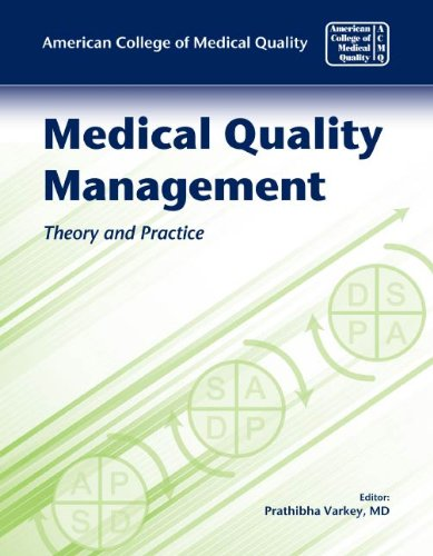 Medical Quality Management: Theory and Practice Pdf
