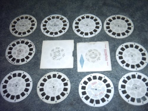 19 Viewmaster Reels 1950s to 1980s (BEETLE BAILEY)