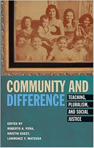 Book Community and Difference: Teaching, Pluralism, and Social Justice (Counterpoints: Studies in the Postmodern Theory of Education) (2005-06-27)
