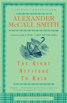 The Right Attitude to Rain 1400077117 Book Cover
