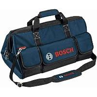 Bosch Professional 1600A003BJ alet çantası, M boy, siyah, mavi