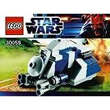 Lego Star Wars 30059 MTT 51 Pieces