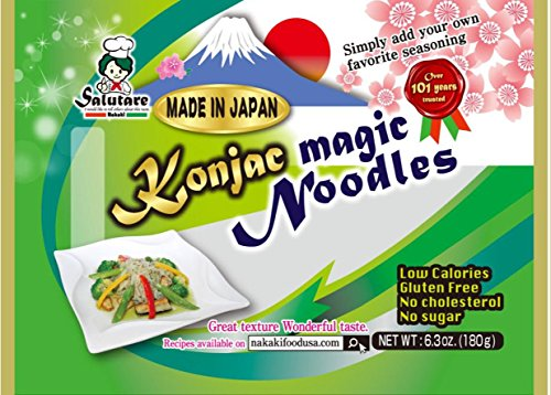 Prepare Shirataki Gluten Free Konnyaku Calories product image