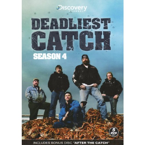 Deadliest Catch: The Complete Fourth Season (Season 4)