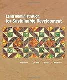 Land Administration for Sustainable Development, Ian Williamson and Stig Enemark, 1589480414