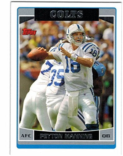 Harrison Indianapolis Colts Super Bowl - 2006 Topps Indianapolis Colts Super Bowl Champs Team Set with 2 Peyton Manning & 2 Marvin Harrison - 13 Cards