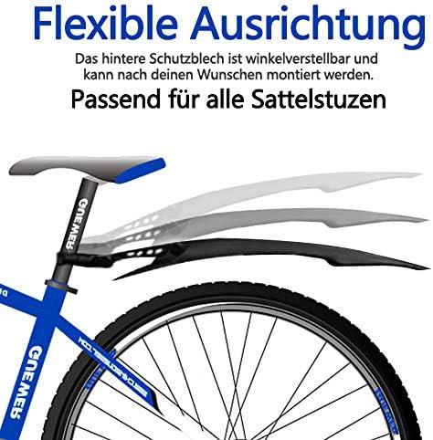 4 St/ück Schutzbleche Spritzschutz f/ür Eclipse Cross 2018 2019 2020 Kunststoff-Schutzblech Schmutzf/änger