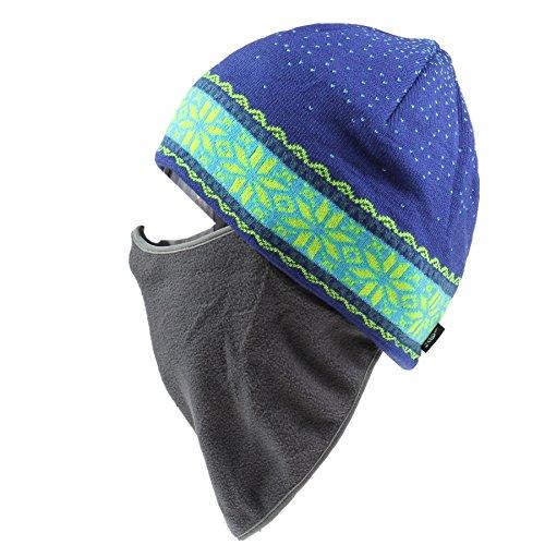 Jacquard Knit Caps - 8