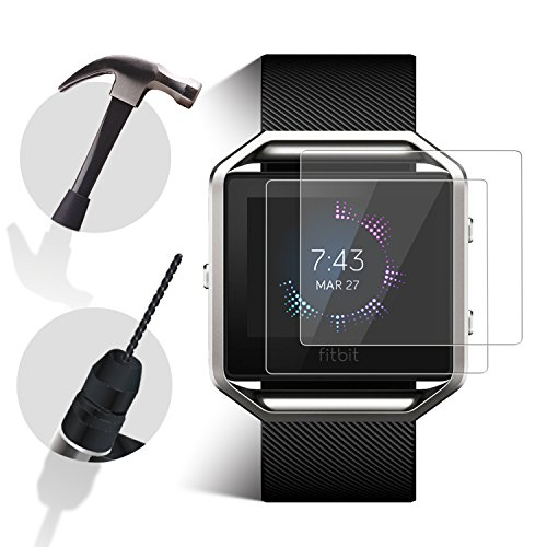Fitbit Blaze Screen Protector,Anti Crack /Durable/Ultra