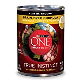 Purina ONE SmartBlend True Instinct Natural Classi...