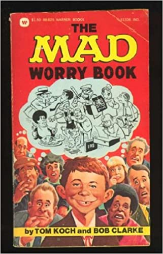 The Mad Worry Book
