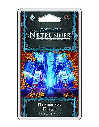 Android Netrunner LCG: Business First