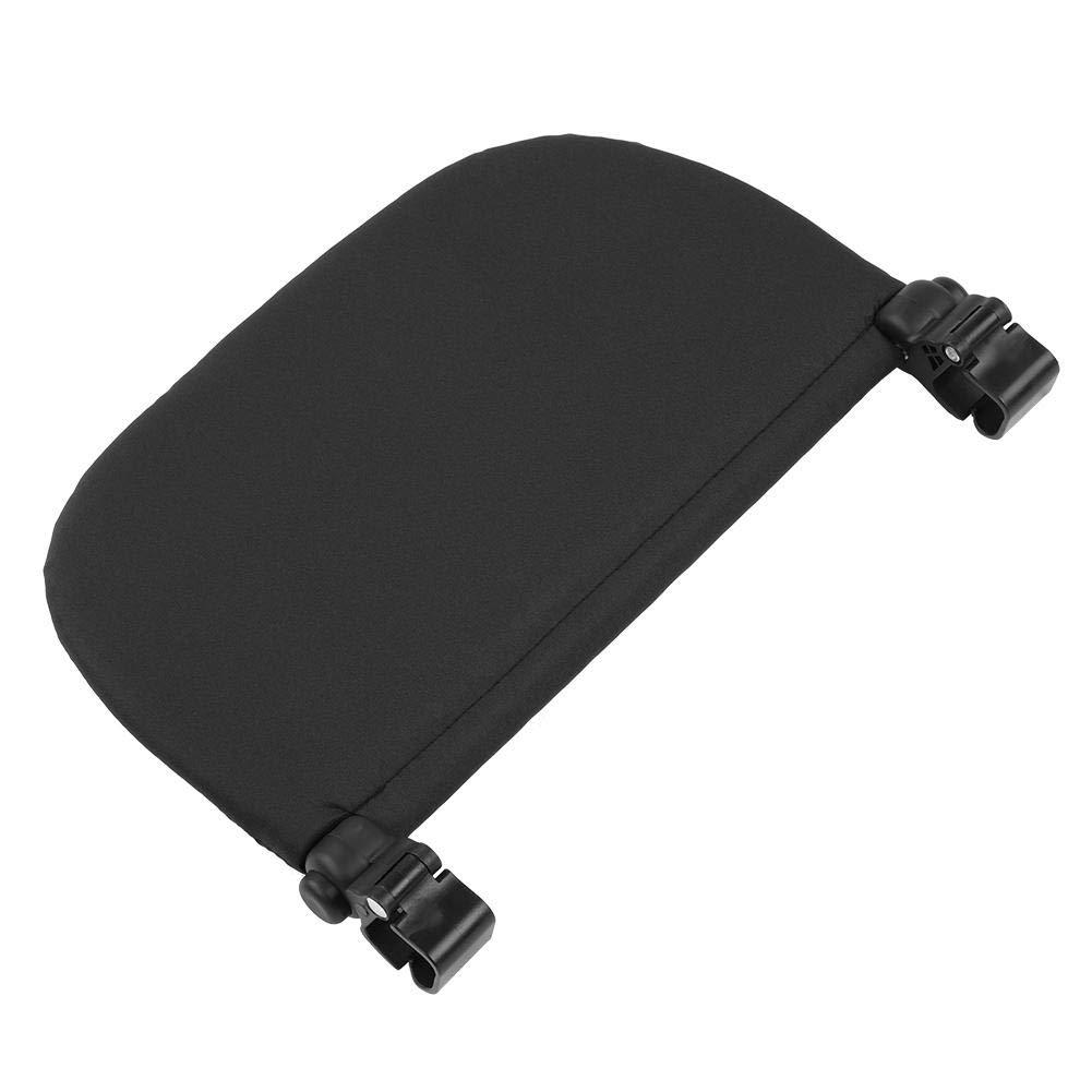 Antilog Stroller Footrest, Pram Foot Extension Footrest Pushchair Accessories 21CM Extend Board for Babyzen Yoya YOYO (Black) by Antilog