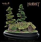 Le Hobbit La Désolation de Smaug diorama The House of Beorn 24 cm