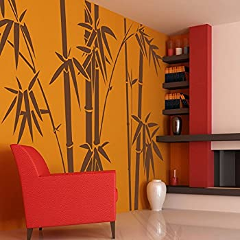 Attractive GECKOO Home D¨¦cor   Family Bamboo Wall Decals Living Room Wall Sticker ( Part 22