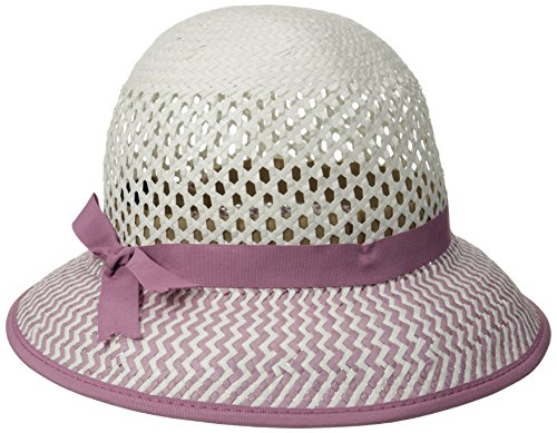 physician-endorsed-womens-cee-cee-packable-round-crown-white-rose-one-size