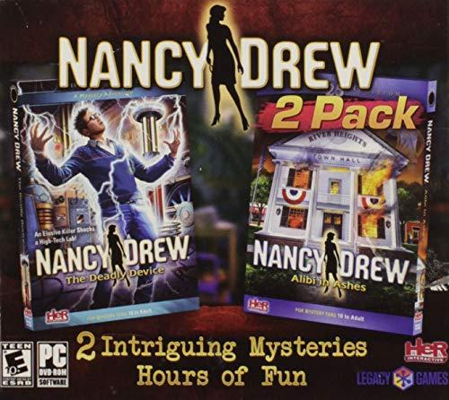 Nancy Drew - Alibi in Ashes & The