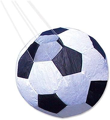 Premier Cometas 99508 balón de fútbol Manga de Viento con Soporte ...