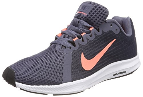 Zapatillas crimson Downshifter Para Multicolor De white Blue Mujer Pulse light Carbon Nike Running 8 thunder 005 U4wvfxx