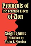 Protocols of the Learned Elders of Zion, Sergiei Nilus, 1414700210