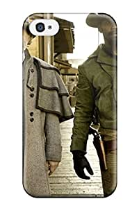 Defender Case For Iphone 4/4s, Django Unchained Pattern 3465496K20965484